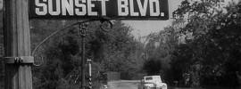 Traffic was a little lighter when Billy Wilder made Sunset Boulevard